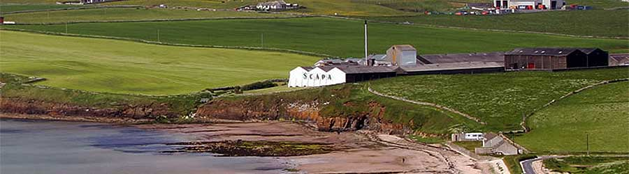 Scapa Distillery, Orkney Islands