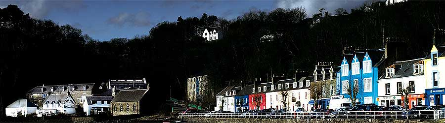 Tobermory Distillery, Isle of Mull