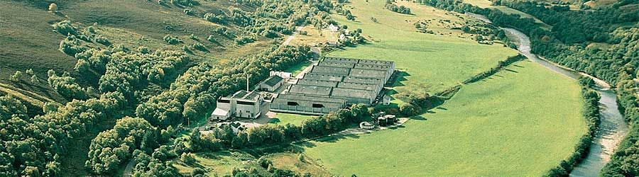 Tomintoul Distillery, Speyside