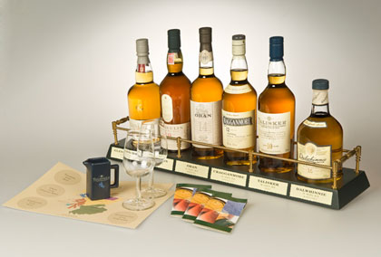 Classic Malts Collection von Diageo