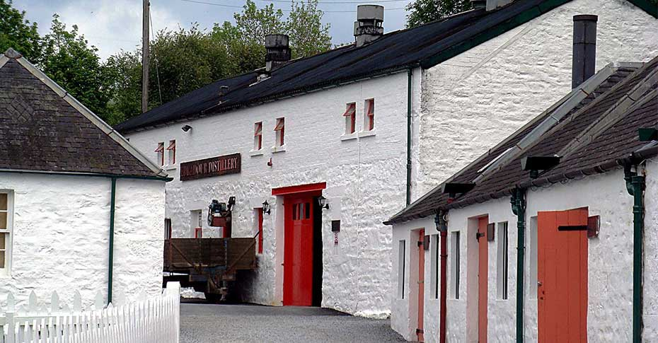 Edradour Distillery, Highlands