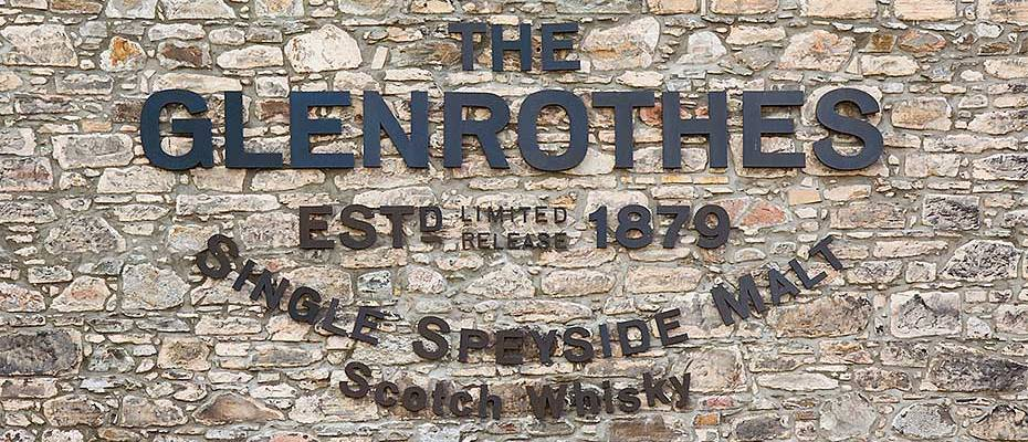 The Glenrothes Brennerei