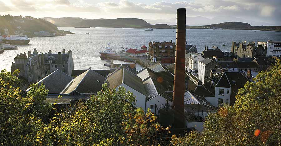 Oban Distillery, Highlands