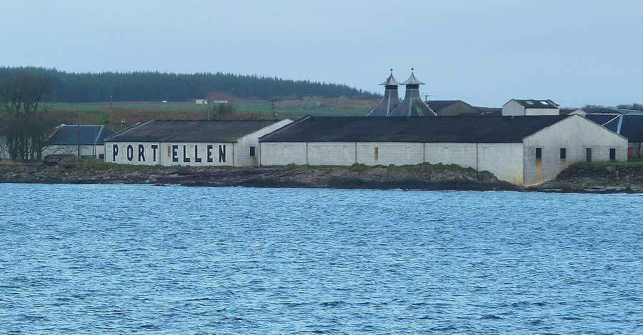 Port Ellen Distillery, Islay