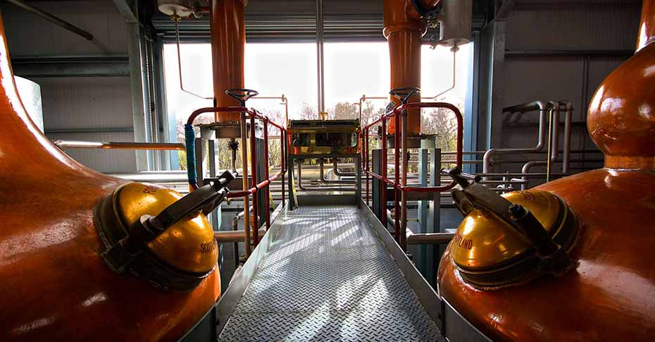 Wolfburn Distillery, Highlands